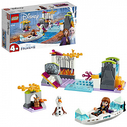 Конструкторы LEGO Disney Princess 41165 Конструктор ЛЕГО Принцессы Дисней Экспедиция Анны на каноэ