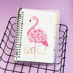 Органайзер Flamingo In The Flowers (A5)