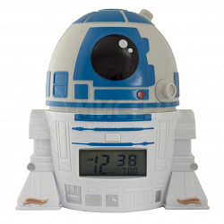 Будильник BulbBotz Star Wars R2-D2