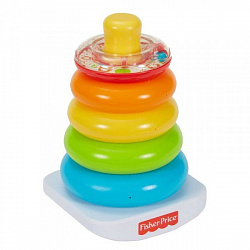 Игрушка для малышей Mattel Fisher-Price FHC92 Фишер Прайс Пирамидка