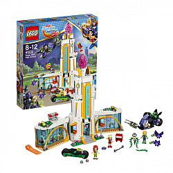 LEGO Super Hero Girls 41232 Конструктор ЛЕГО Супергёрлз Школа супергероев