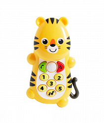 Игрушка-телефон 'Тигр'